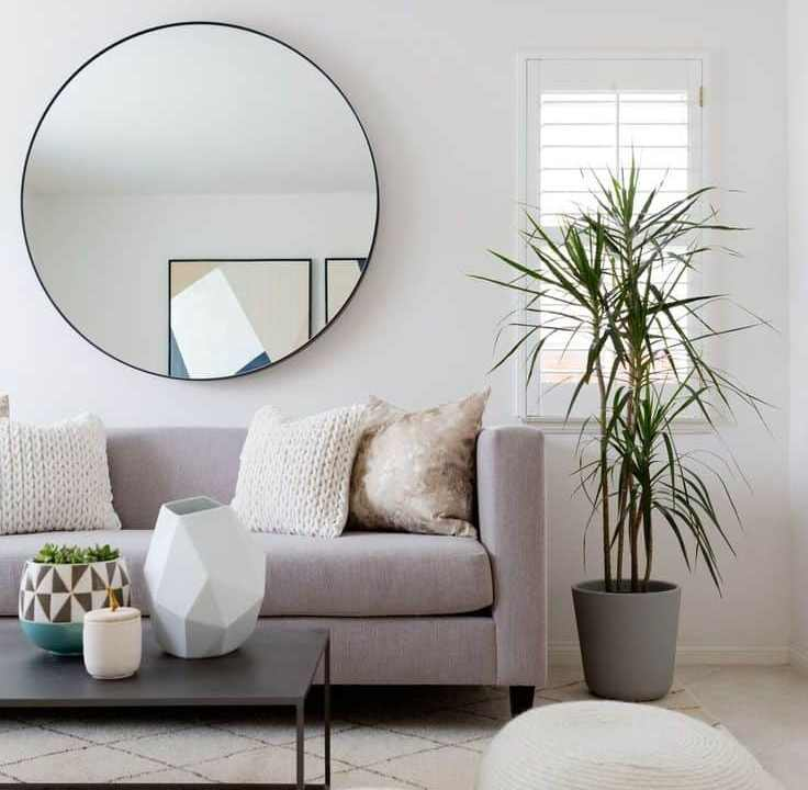 Design Cermin Minimalis