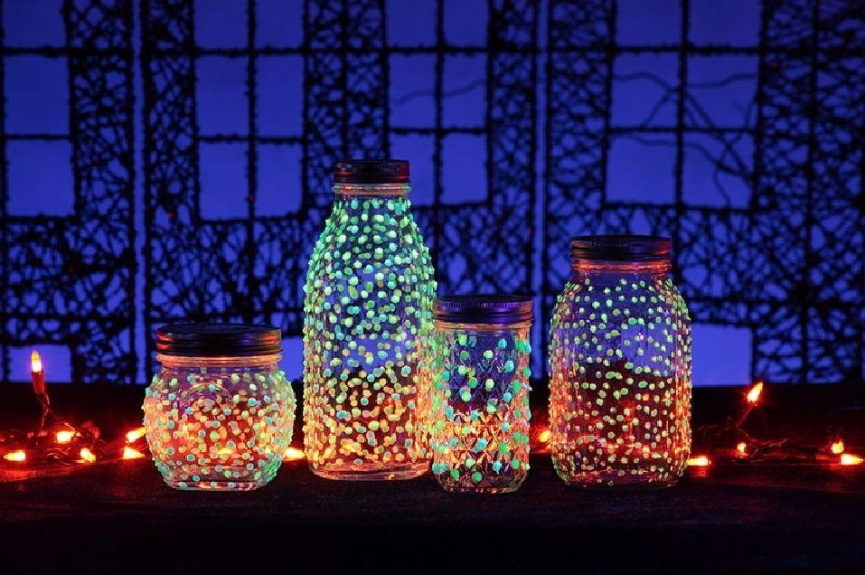 Hiasan Glow In The Dark