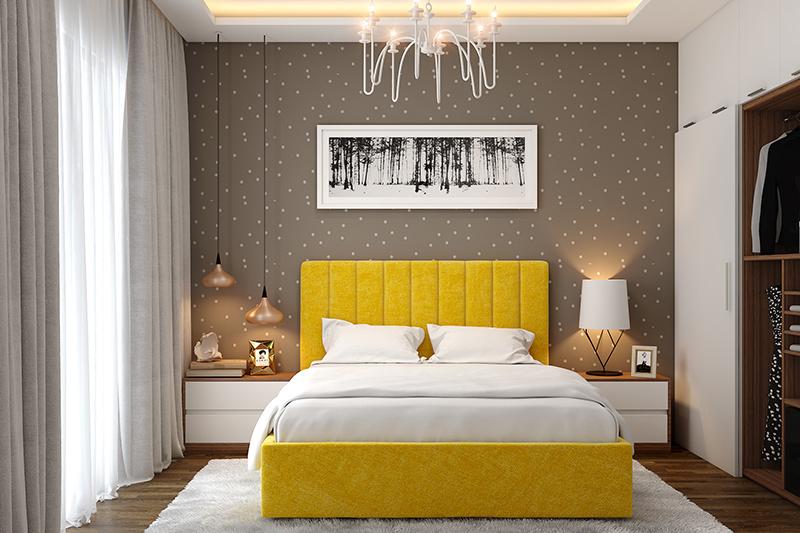 Hiasan Wallpaper Bilik Tidur