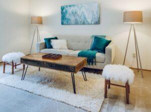 √ 8 dekorasi ruang tamu rumah teres kos rendah