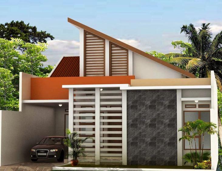 Reka Bentuk Rumah Teres 1 Tingkat Sempit